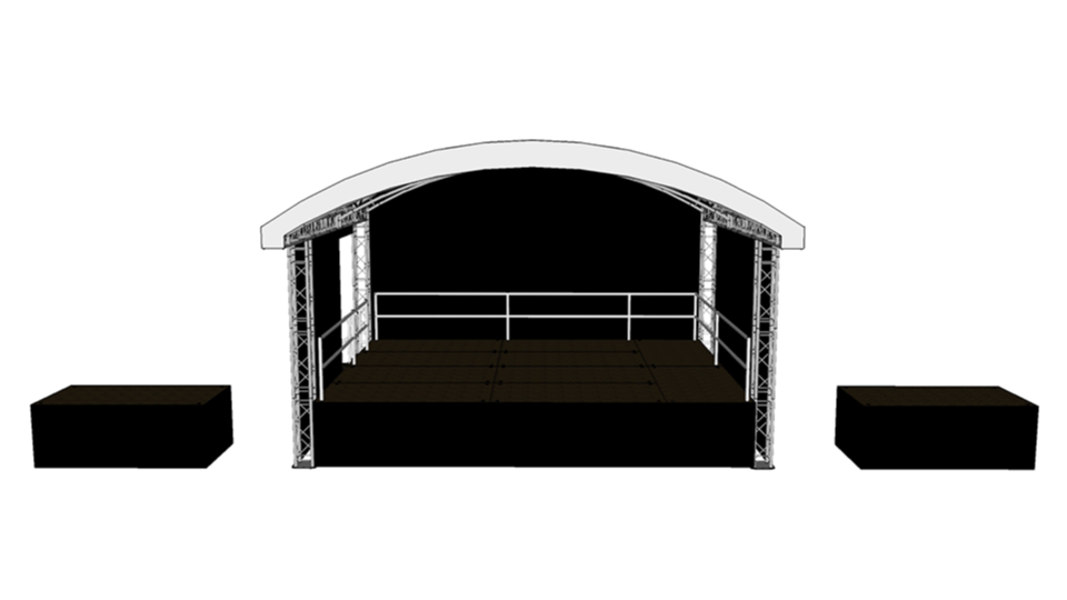 Arc Stage 2 with PA Decks